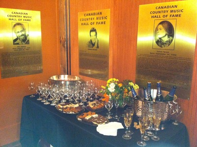 Country Hall of Fame Catering